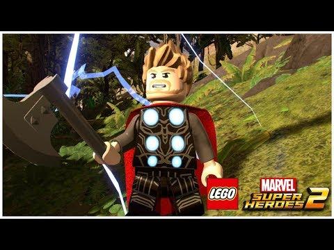 Thor (Infinity War) - LEGO Marvel Superheroes 2 MOD