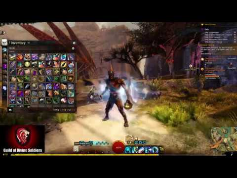 Guild Wars 2 - Endless Awakened Archer Tonic