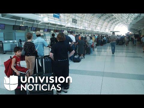 Decenas de mexicanos llegan a Canadá sin necesidad de visa, pero solo en calidad de turistas