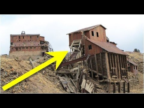 4 Top Creepiest Abandoned Places in colorado