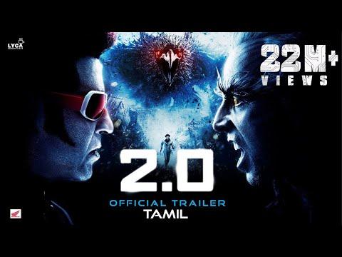 2.0 - Official Trailer [Tamil]   Rajinikanth   Akshay Kumar   A R Rahman   Shankar   Subaskaran