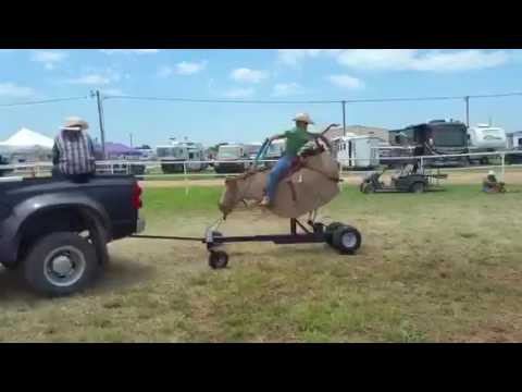 Quad Bronc by Rodeo Zone Tech