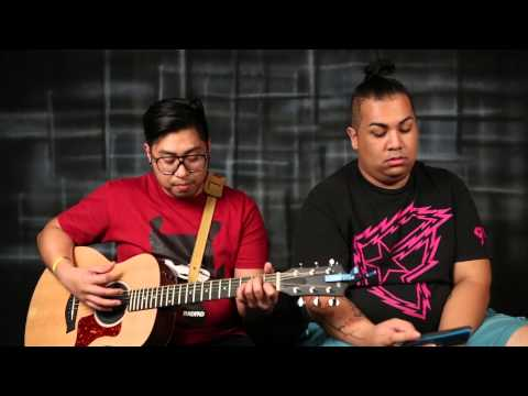 Sam Smith - Leave Your Lover (Acoustic Cover) by Rafael Unplugged & Mama Char