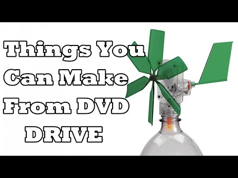 What You Can Make from DVD Burner! (trailer)