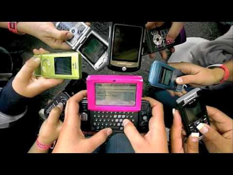 Cell Phones in USA and Philippines - Kyle Astill