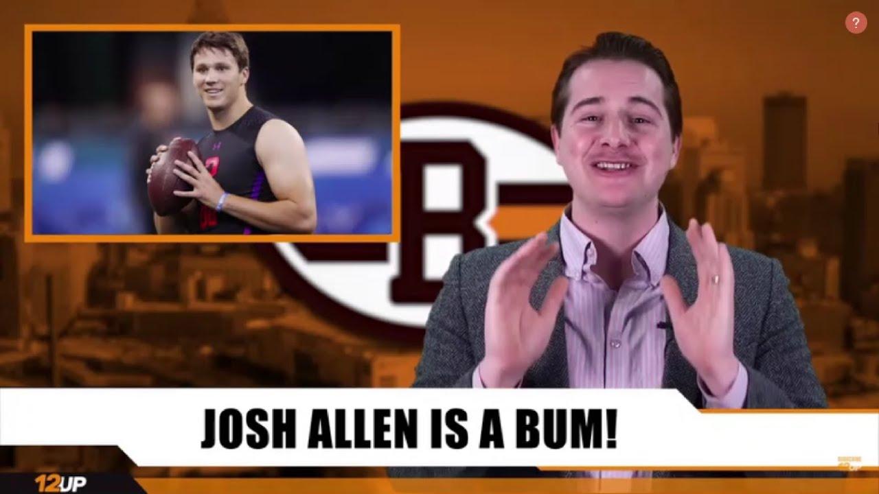 Josh Allen COLLLLD Takes