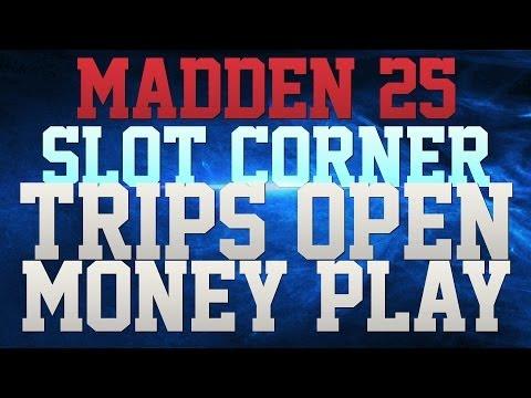MADDEN 25 TIP - OFFENSIVE MONEY PLAY!! - SLOT CORNER - DESTROY DEFENSES!!!