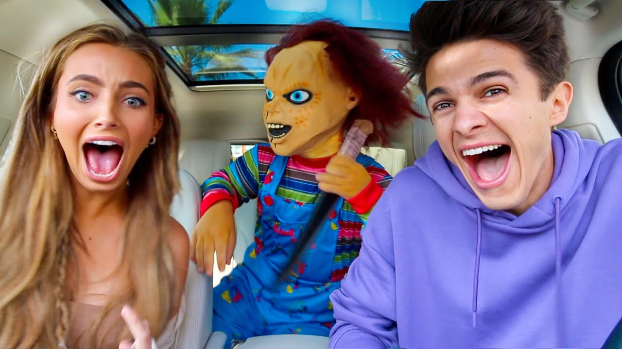 I PRANKED ALL MY FRIENDS FOR HALLOWEEN!!