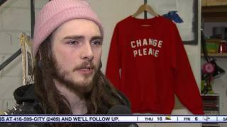 Video: Is a clothing line inspired by the homeless exploitative?