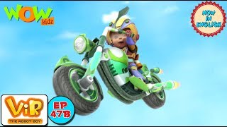 Vir: The Robot Boy - The Mad Bike - As Seen On HungamaTV - IN ENGLISH