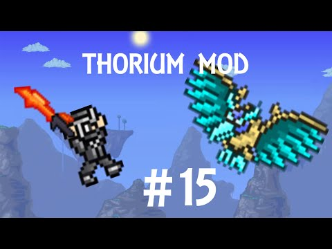 Terraria (1.2.4) Thorium Mod #15 Harbinger & Dread armour