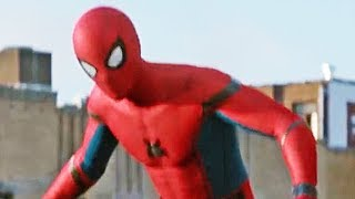 Spider-Man Homecoming - Captain America Cleanup - deleted scene (2017)