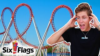 Riding The World's Craziest Rollercoasters!