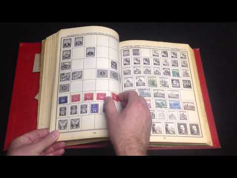 How to tell if your stamp collection is worth anything?