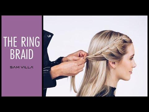 Simple and Unique Braid Tutorial - The Ring Braid