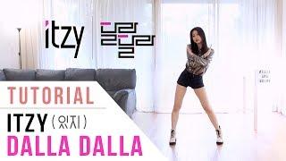 Download ITZY (있지) - DALLA DALLA (달라달라) Dance Tutorial (Explanation + Mirrored) | Ellen and Brian Video