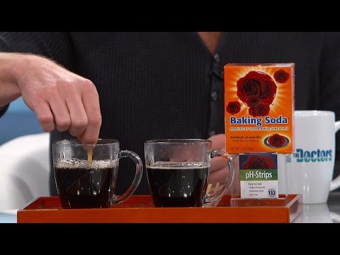 Drs. Rx: Use a Pinch of THIS in Your Coffee to Curb the Acid!
