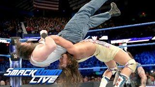 Four Corners Elimination SmackDown Tag Team Title Match: SmackDown LIVE Wild Card Finals, Dec. 27
