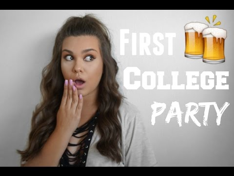 First College Party advice + tips
