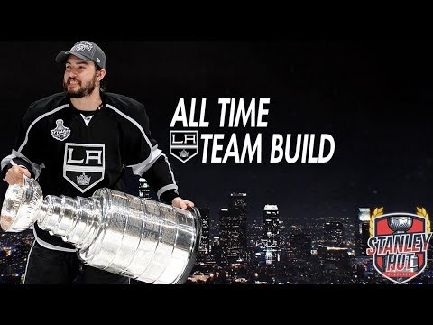 ALL TIME LA KINGS TEAM BUILD | #StanleyHutPlayoffs | NHL 18 HUT