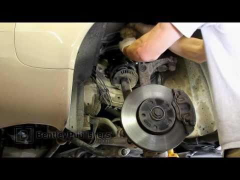 Audi A6 (C5) 1998-2004 - Front upper control arm replacement - DIY Repair