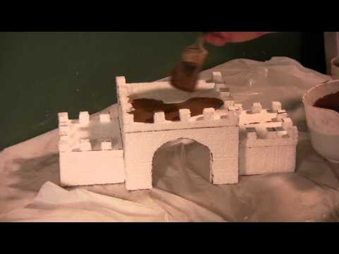 How to build a castle for the beginner