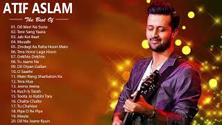ATIF ASLAM HEART TOUCHING COLLECTION EVER - BEST OF Atif Aslam 2019 Hits /Bollywood Romantic Jukebox