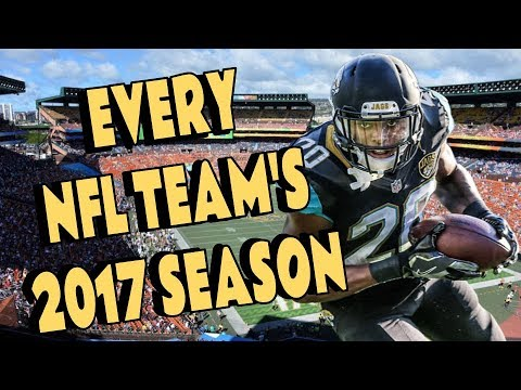 EVERY NFL TEAM'S 2017 SEASON SUMMARIZED IN ONE SENTENCE EACH!