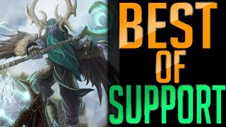 ⚡️Heroes of the Storm | Best of Support Moments ( Epic Moments Ep.55-64 Compilation)