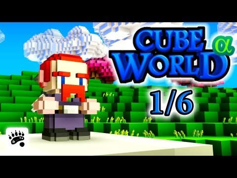 Let's Test Cube World - 1/6 - Superschurke (Let's Play Cube World, deutsch)
