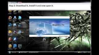 RegistryFix 7.1 Free Serial Number and Update Key + No Virus (Working).