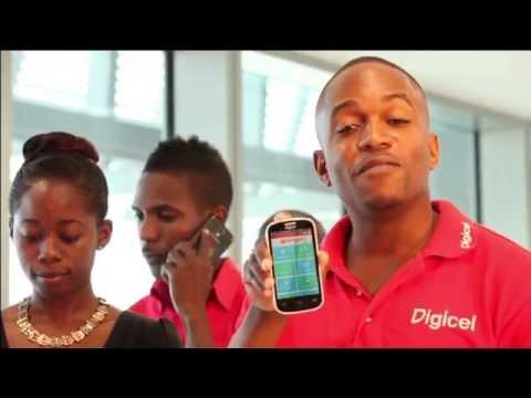 How to use My Digicel App