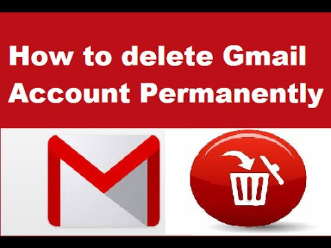 How to delete gmail account in android phone | delete gmail account permanently