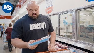 Grocery Shopping with The World's Strongest Man   Brian Shaw's Weekly Grocery Run