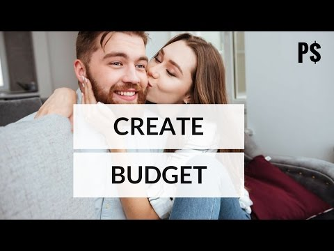 Learn to draw up your Budget - Professor Savings