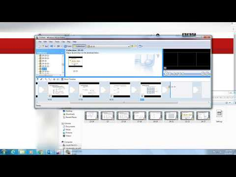 How to merge WMV video files in windows movie maker