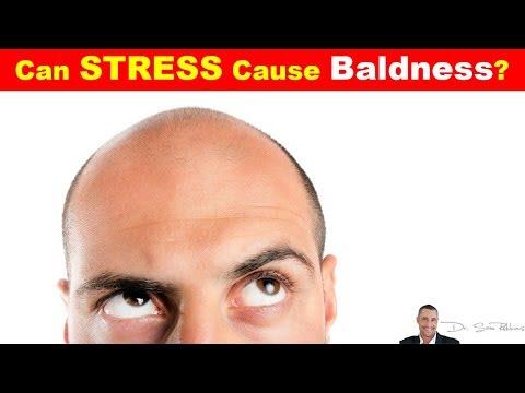 👱 Can Stress Cause Baldness - Hair Loss Part 5