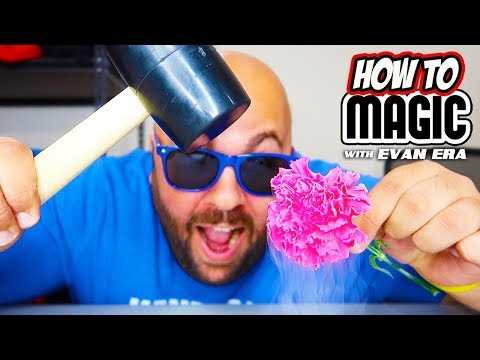 10 Magic Tricks with Liquid Nitrogen!