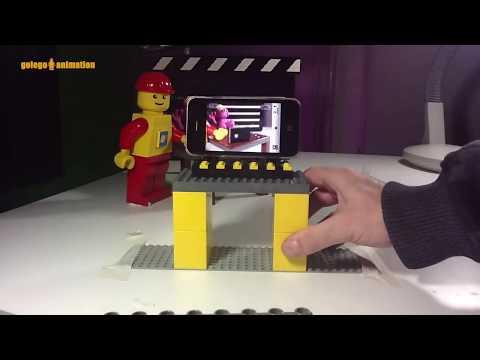 LEGO iPhone Cam-Case Pt. 1 - iStopMotion for iPad Tutorial