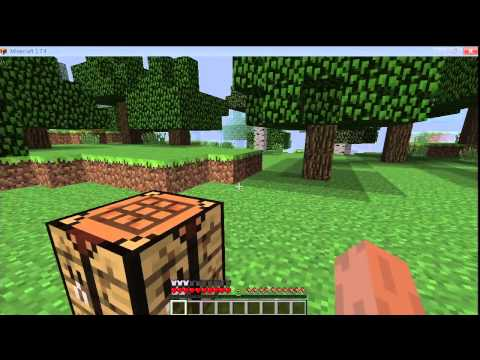 How to make Diamond Pants in Minecraft