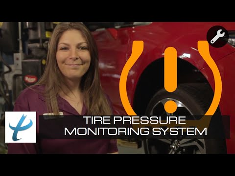What Does The TPMS Light Mean? -  Tire Pressure Monitoring System Explained