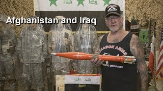 Afghanistan and Iraq Rooms