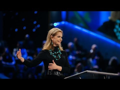 Victoria Osteen - Develop Self-Control To Rise Higher With God