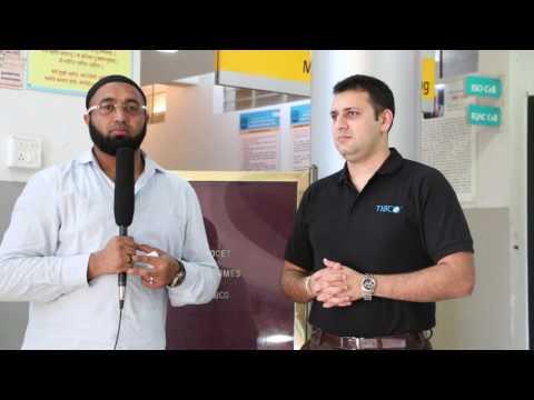 Touheed Mujawar exit interview of Outstanding Personality Mr.Karan Bakshi and  Team TIBCO,Pune.