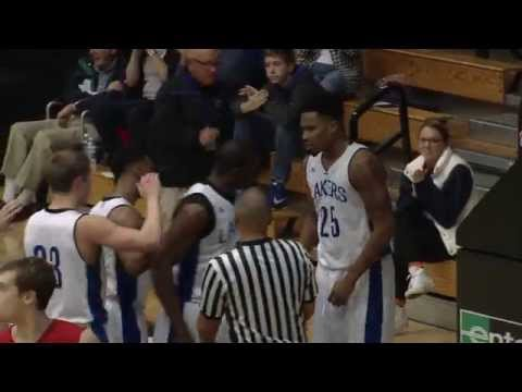 GVSU Men's Basketball vs UMSL Highlights