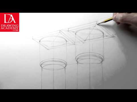 Architecture Drawings presented by Drawing Academy .com 23-2
