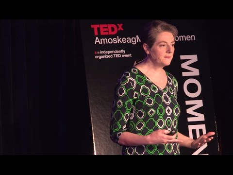Rethinking anxiety: Learning to face fear | Dawn Huebner | TEDxAmoskeagMillyardWomen