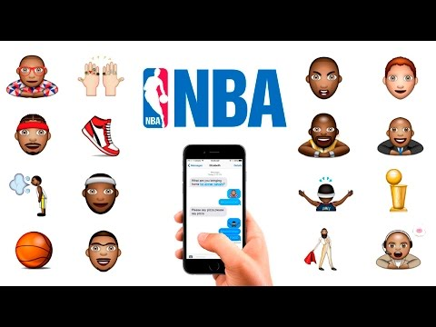 NBA Emoji Keyboard for iOS & Android | Download Emoji