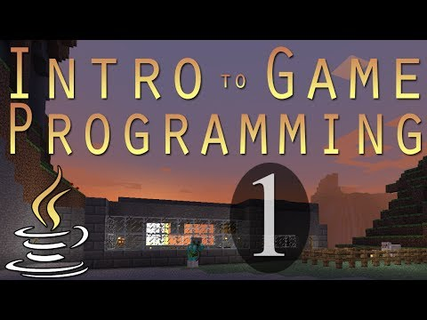 ► Beginner Java Programming - Episode 1: Intro to Game Design