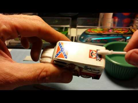 How to apply custom decals to your hot wheels